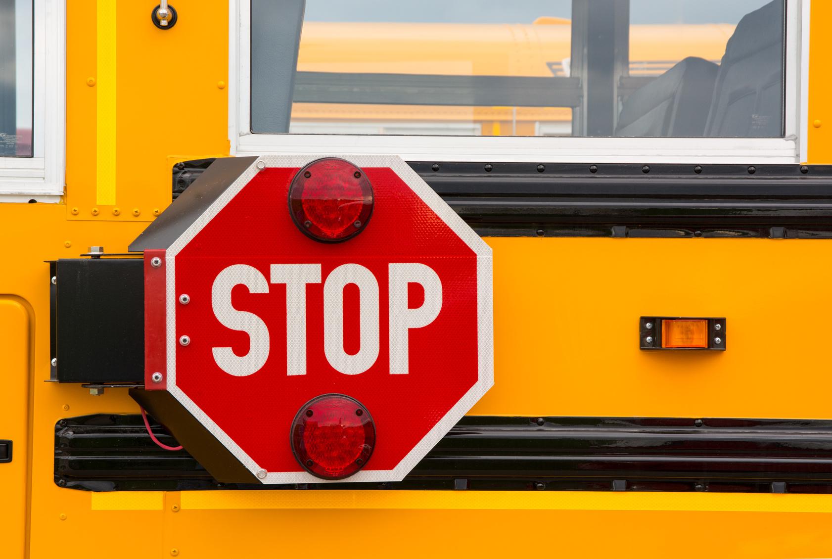 2016 Nebraska School Bus Illegal Passing Survey — Tuesday, May 10